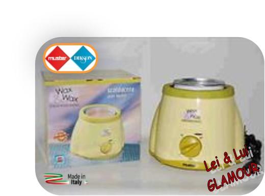 Scaldacera Wax & Wax – mod.5-rig.5-id.665 – con cartone – in cornice