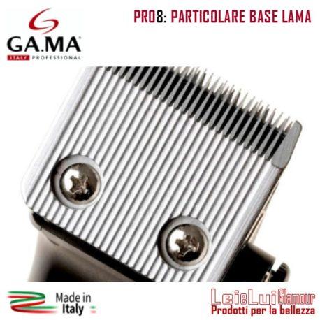 Taglia capelli PRO8 part. base lama – 300
