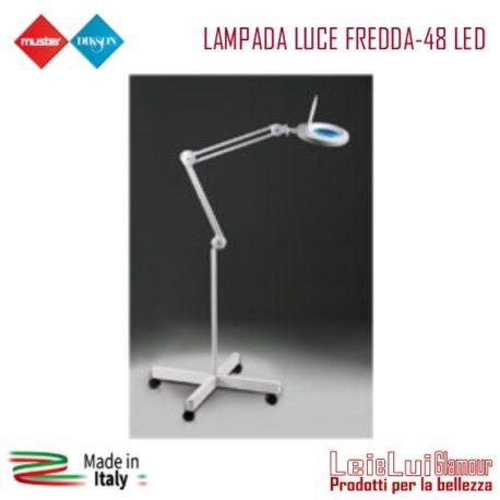 LAMPADA LUCE FREDDA-48 LED – mod.13-rig.12-id.1488 – 300