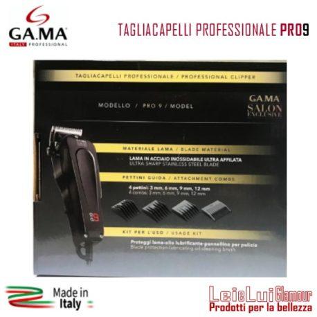 Tagliacapelli PRO9 – scatola retro – mod.11-rig.13-id.1406 – 300