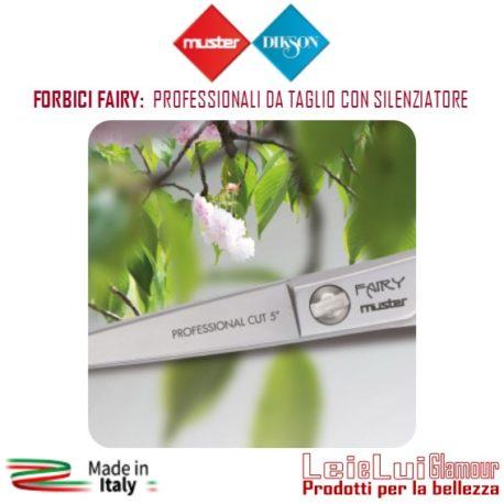 Forbici Fairy Satinate con silenziatore_300