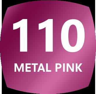 metal pink
