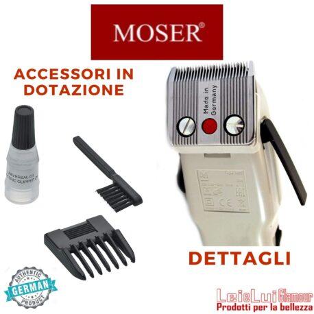 Taglacapelli MOSER 1400_access. e dett._mod.1a-rig.4-id.42500_LeLG